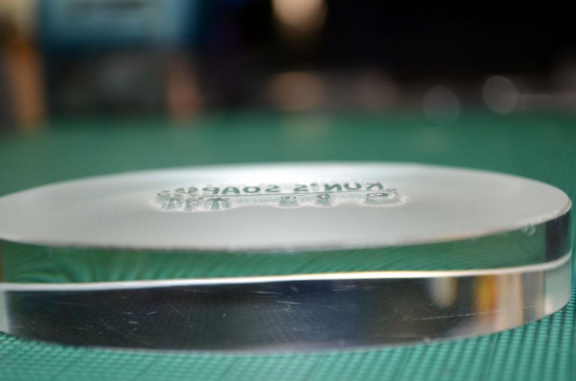 ガラススタンプ Ver2